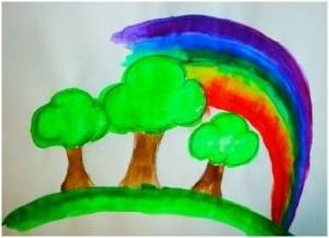 Regenbogenbiotop 1 in